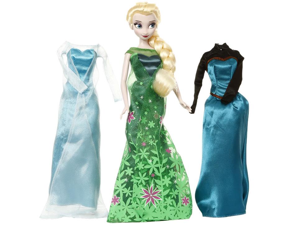 Vestido Frozen En Liverpool
