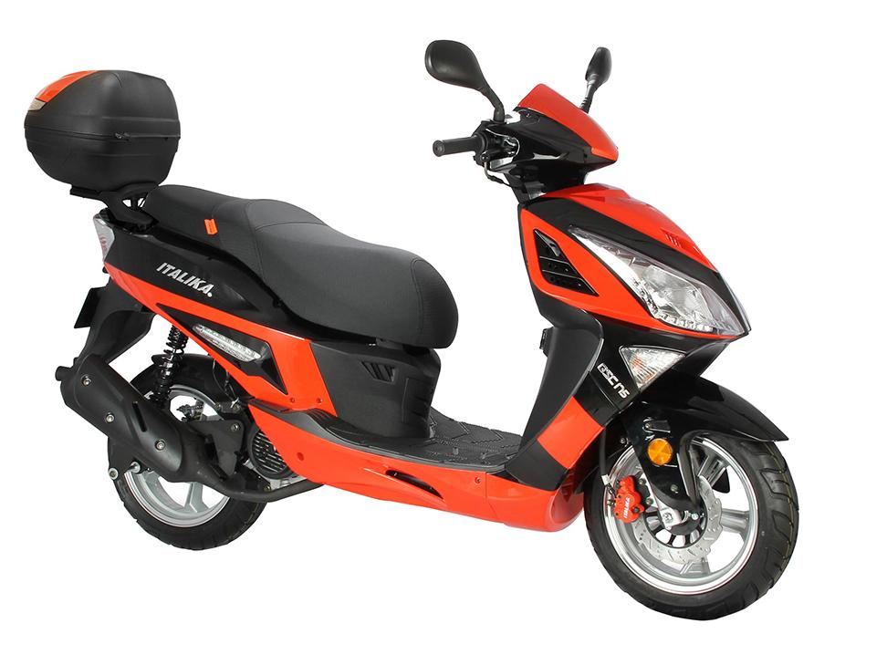 Italika Motoneta GSC 175cc 2016-Liverpool es parte de MI vida