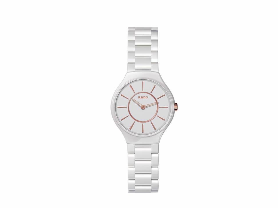 05014fabf313 Reloj Blanco Para Dama Rado